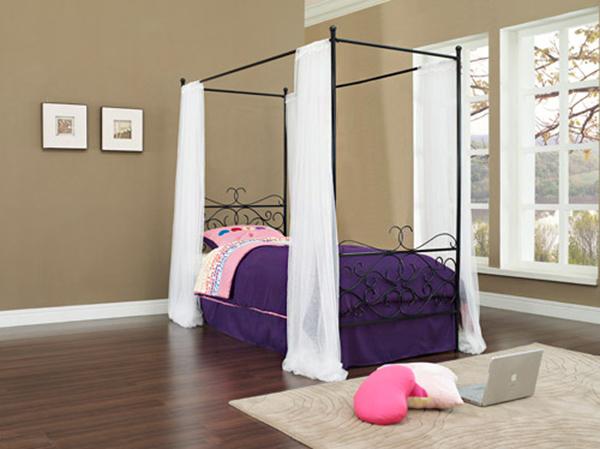 Wrought Iron Princess Beds