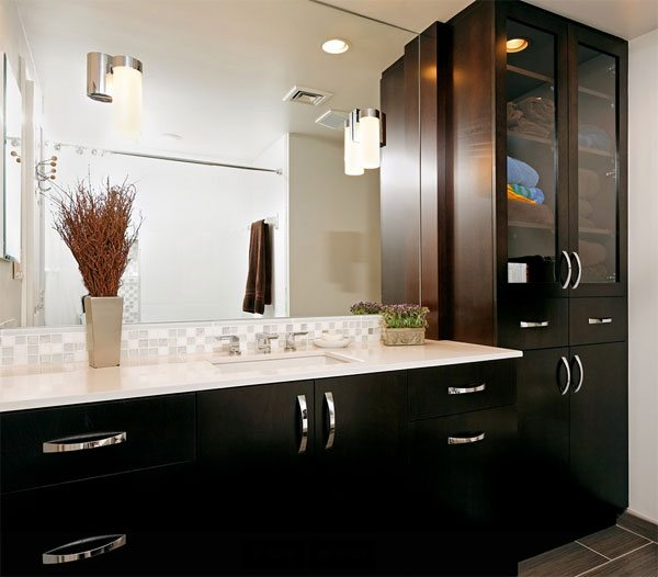 premium alder bathroom linen cabinet furniture