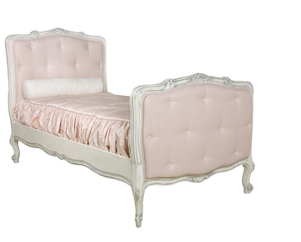 Dominique L'Argent Tufted Beds