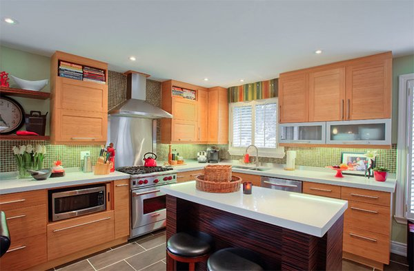 20 Ideas To Arrange Kitchen Appliances Home Design Lover