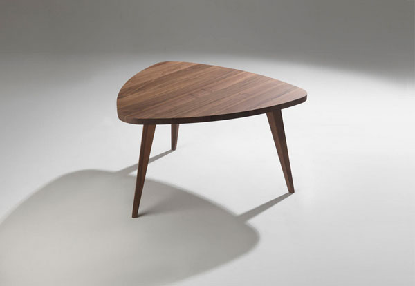 20 Softly Shaped Curves Of Triangular Dining Tables Home