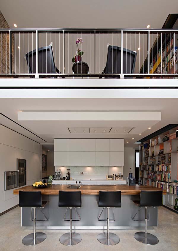 london bookcase design