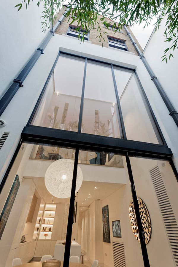 Amazing Renovation Of The Narrow House In London England