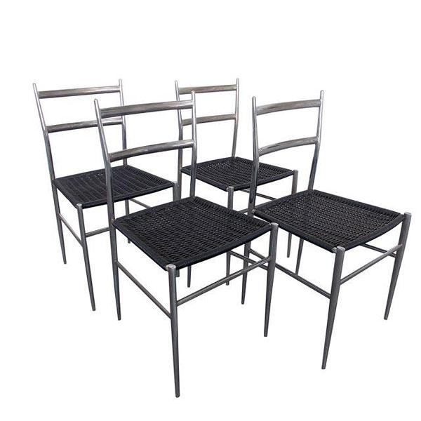 modern aluminum chairs