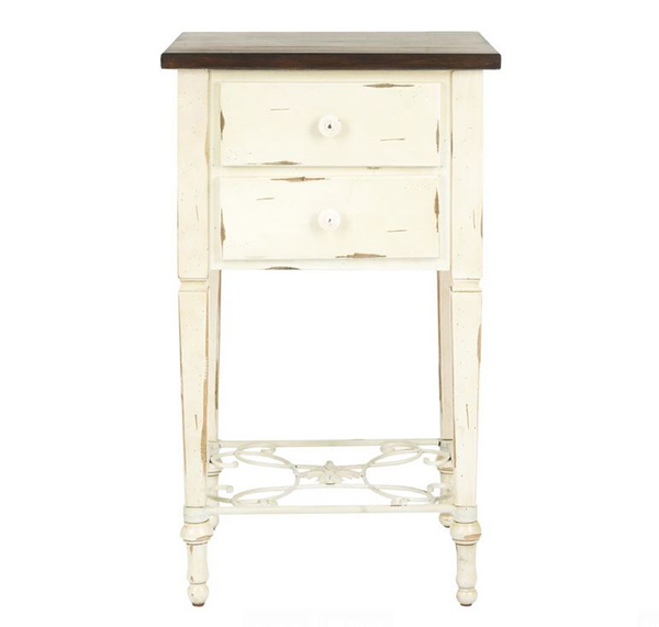 Monica 2 Drawer Side Tables