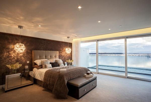 Bronze Accents bedroom