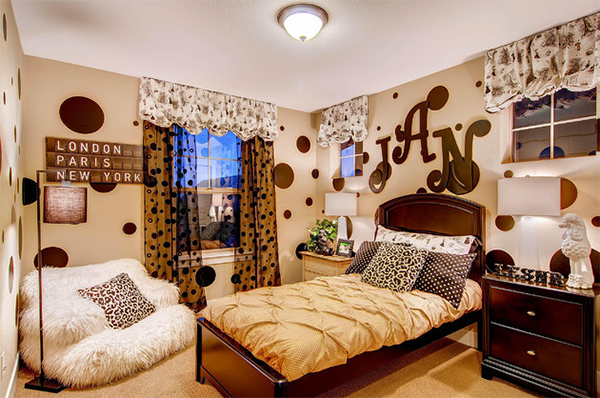 Wall Font Bedroom