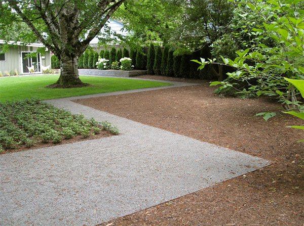 geometric gravel