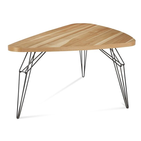 20 Softly Shaped Curves Of Triangular Dining Tables Home Design Lover