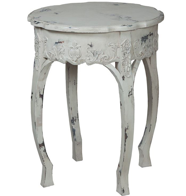 Little Shabby Chic Accent Tables