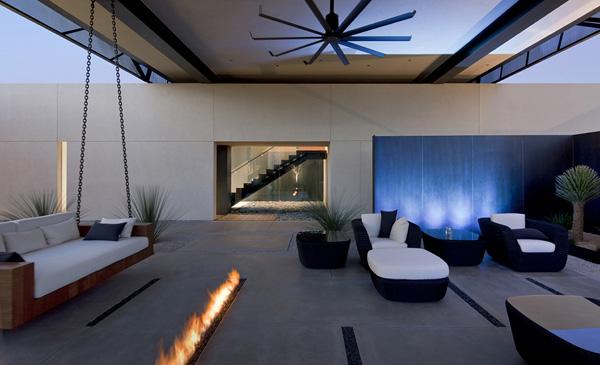 geometric exterior design