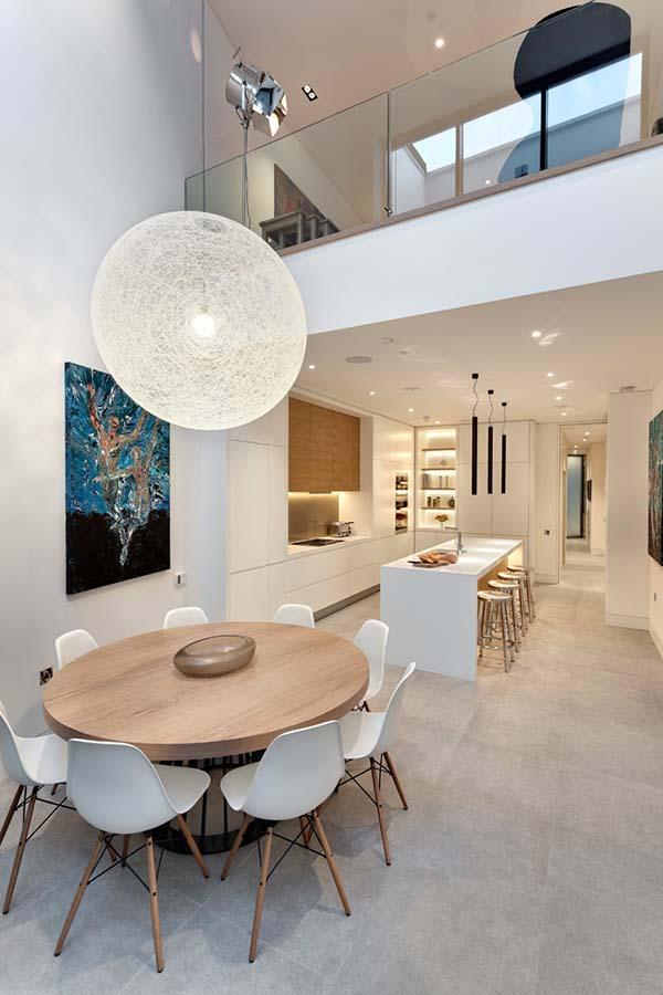 4 Narrow House - 46+ Small Narrow Home Design Pics