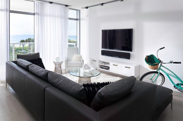 20 Design Ideas for Condo Living Areas | Home Design Lover