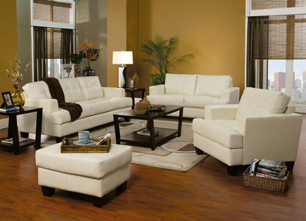 Beige furniture