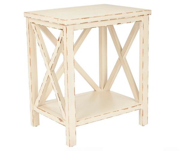 shabby accent tables