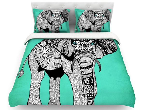 elephant bedding sheets