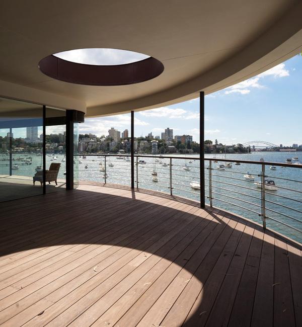 deck terrace