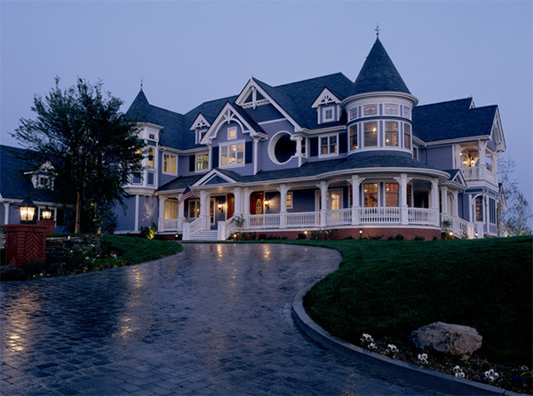 20 Home Designs Reflecting Victorian Architecture Home Design Lover