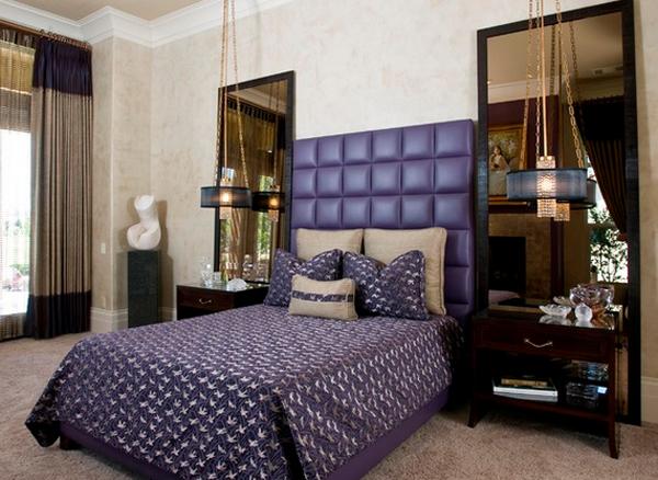 Hollywood bedroom design