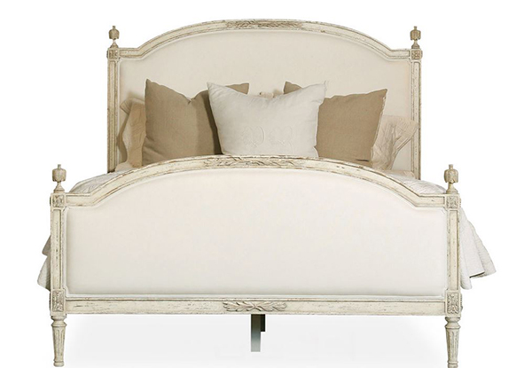 shabby chic beds Natural