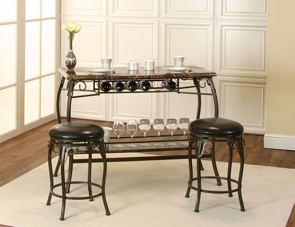 20 well designed pub tables with wine storage home design lover