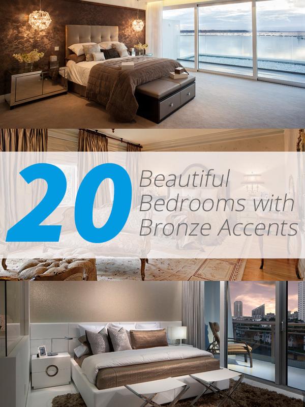 bedroom bronze