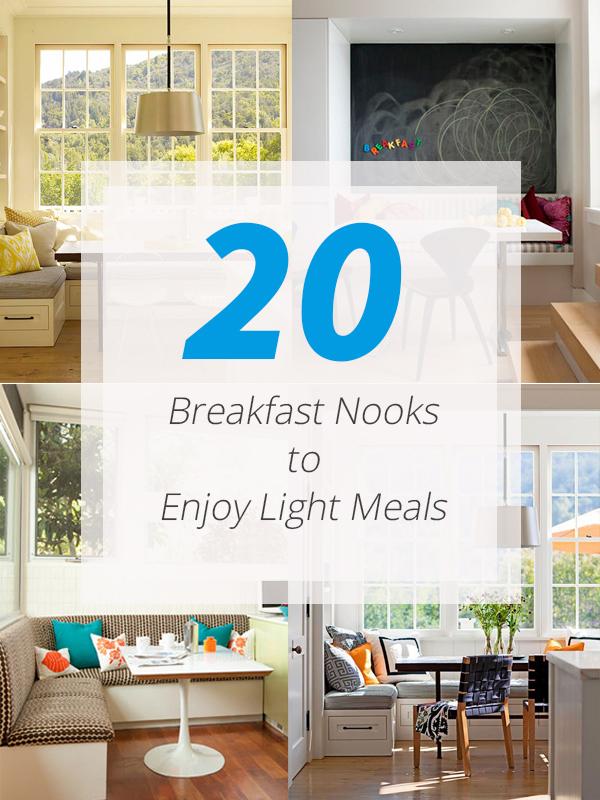 breakfast nooks