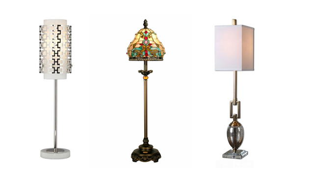 20 Elegant Styles Of Buffet Lamps For Dining Room