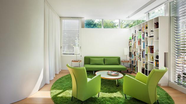 23 Stunning Green Sofa Living Room Home Design Lover