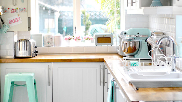 20 Ideas to Arrange Kitchen Appliances   Home Design Lover