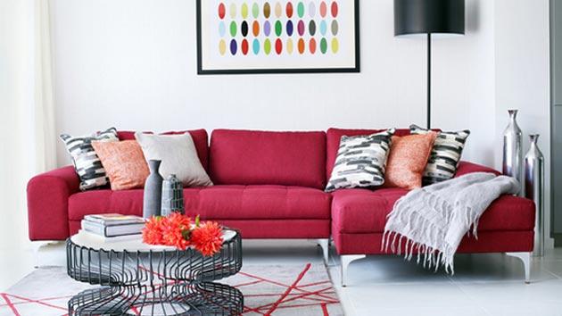 20 Plush Pink Sofa Living Room Home Design Lover