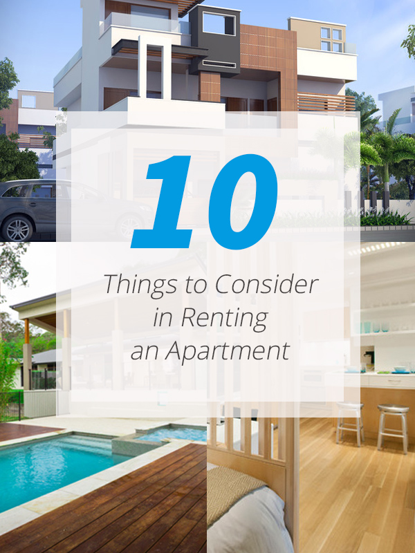 renting apartment tips