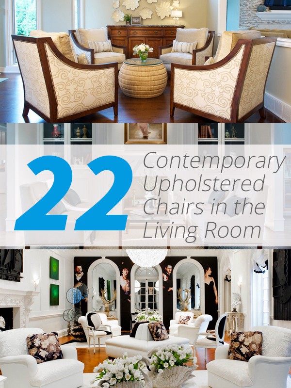 upholstered livingroom chairs