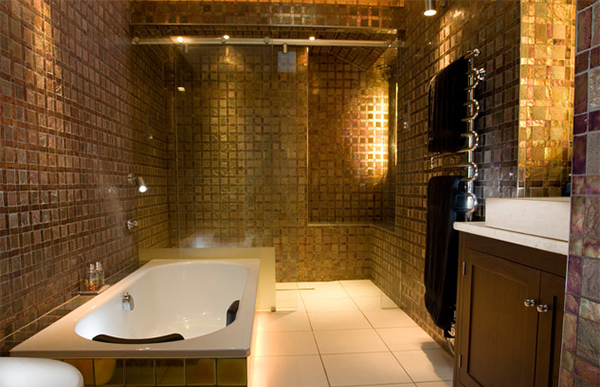 Metallic Stone Spa Shower Barham Near Canterbury