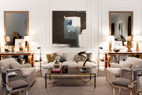 Bronze Accents Rooms
