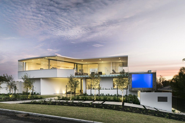 Gorgeous and Stylish City Beach House in Perth, Australia ...