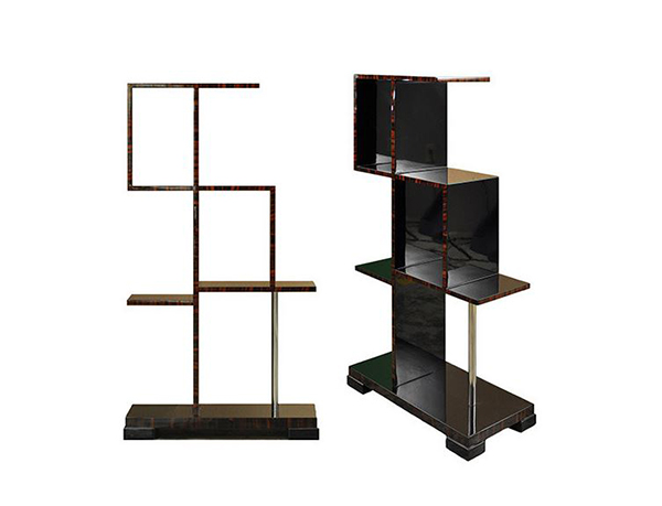 Abstract Bookcases