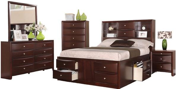 storage bedrooms