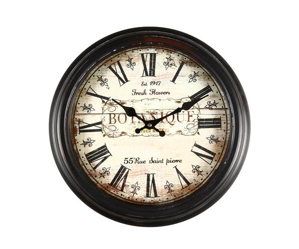 Roman Numeral Wall Hanging Clock