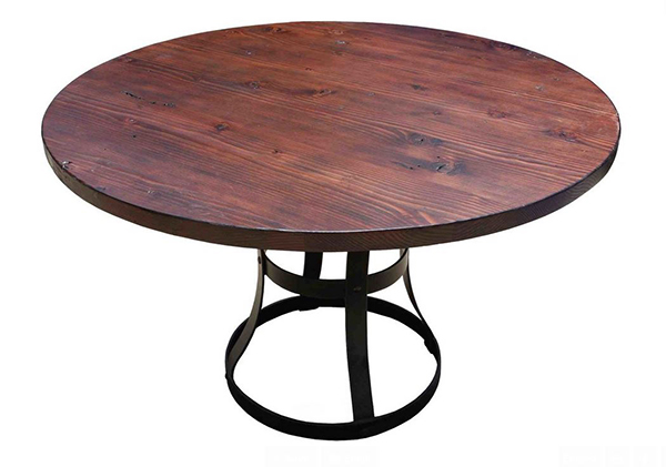 Round Detroit Dining Tables