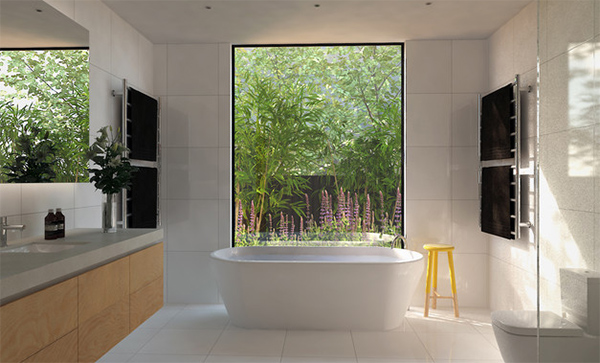 Contemporary Melbourne Bathroom