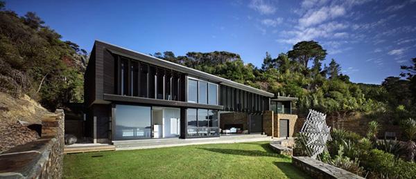 landscape exterior design