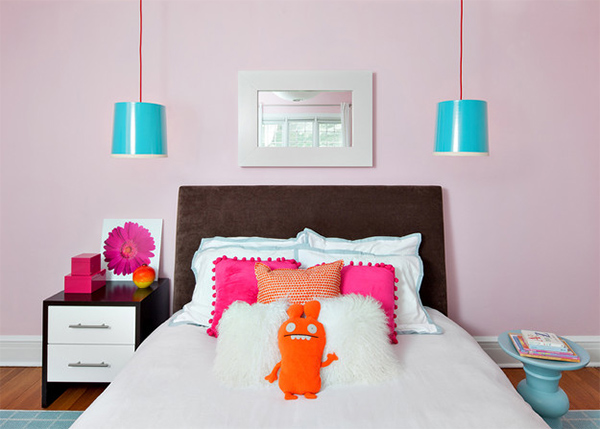 girls headboard design