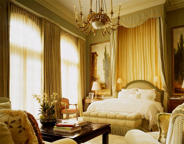 20 Ideas to Bring Glamour to Your Bedroom with Gold Accents Home