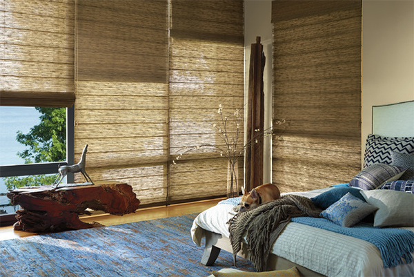 Roman Shades for Bedrooms