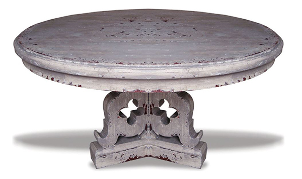 Antiqued Celtic Tables
