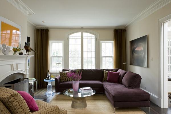 purple furnitures