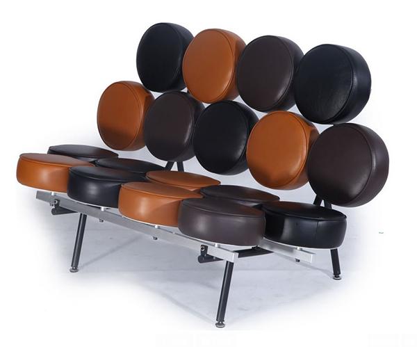 Marshmallow Sofa Premium Leather