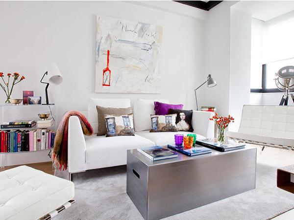 Madrid interiors