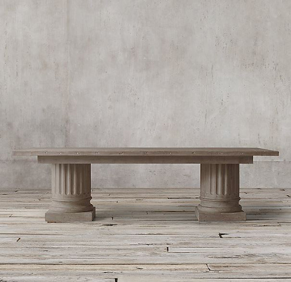 Architectural Dining Tables